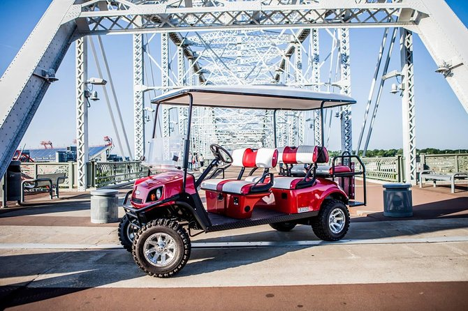 Explore the City of Nashville Tour by Golf Cart photo 4