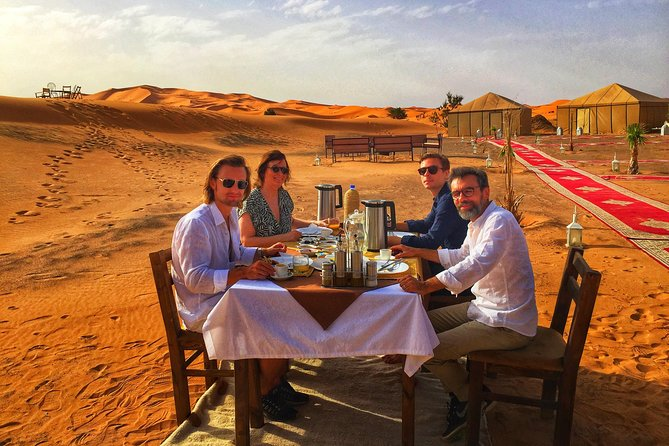Tours in Morocco and excursions to the sahara desert with cameltrekking