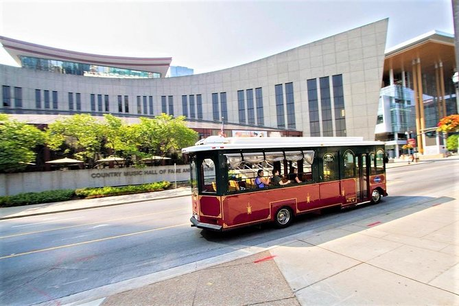 2-Day Nashville Hop-On Hop-Off Trolley Tour with 16 Stops