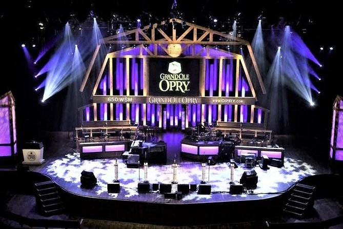 Grand Ole Opry Show Admission Ticket with Shuttle Transportation photo 1