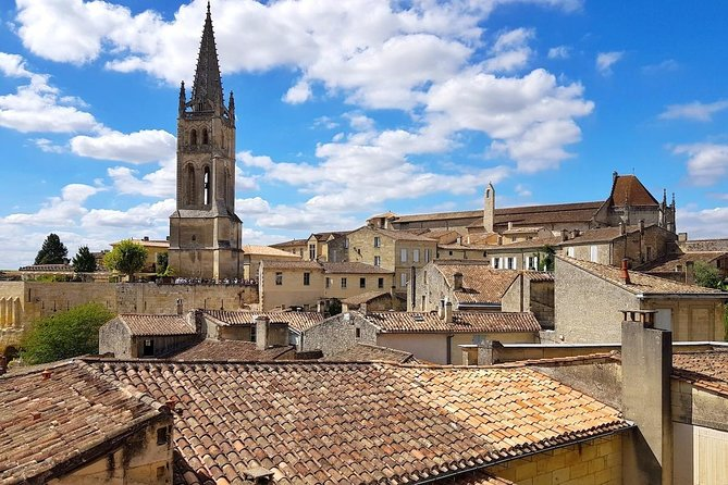 Ultra - Private Airport Transfer from Bordeaux Airport BOD to Saint Emilion
