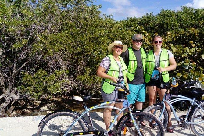 Costa Maya Bike excursion + beach day , with transportation