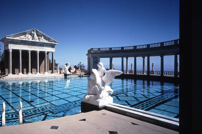 Hearst Castle Tour with pickup from Cambria, CA *