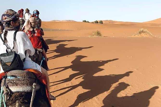 3 Days tour from Fes to Marrakech via The Desert & camel trekking