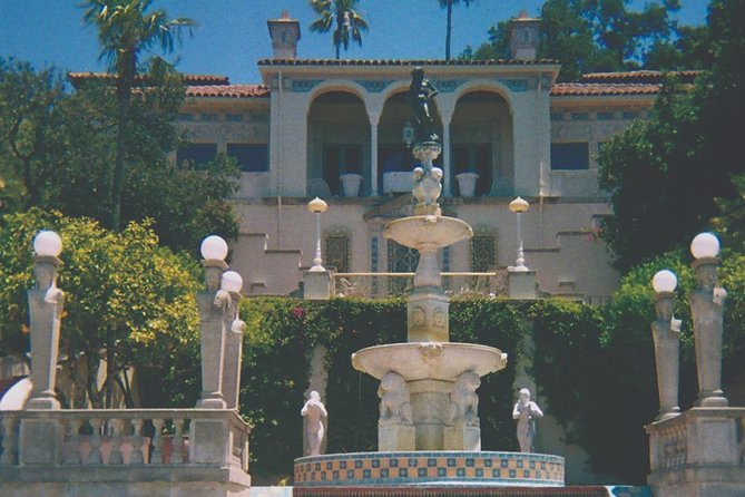 Hearst Castle Tour with Pickup from Pismo Beach