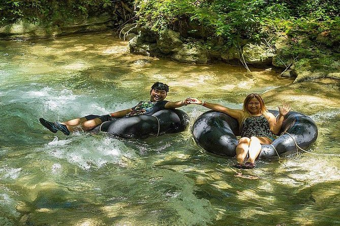 Ocho Rios Water Action Package (Blue Hole, Tubing & Dunns River)