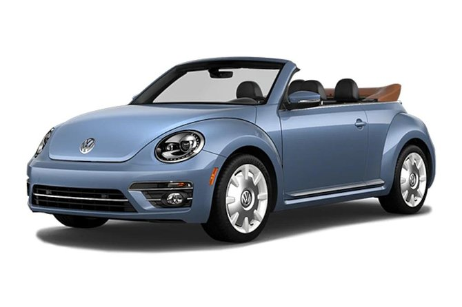 Private New York City Tour by Volkswagen Beetle Convertible photo 1