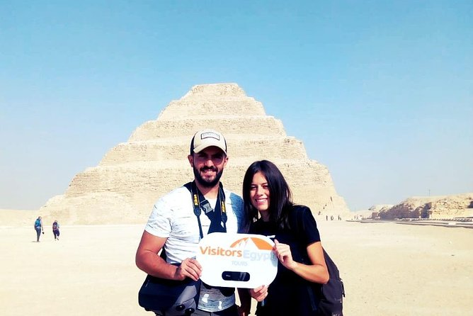 Private Day Trip to The Pyramids, Memphis & Saqqara