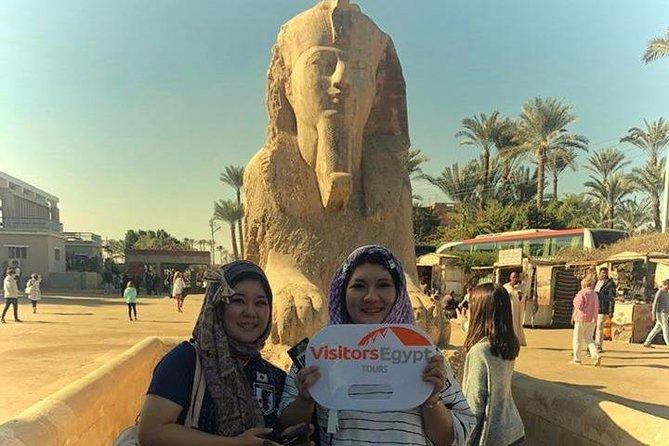 Private Day Trip to The Pyramids, Memphis & Saqqara