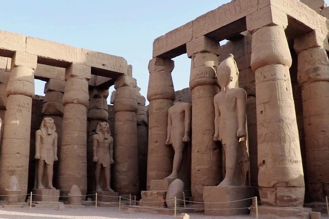 Privet Day Tour to Luxor from Safaga Port