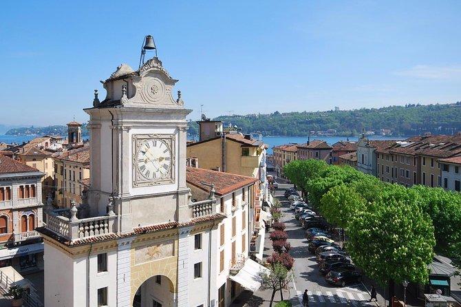Discovering Lake Garda, between Salò and Gardone