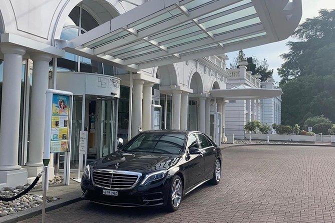 Airport transfer - Geneva city center
