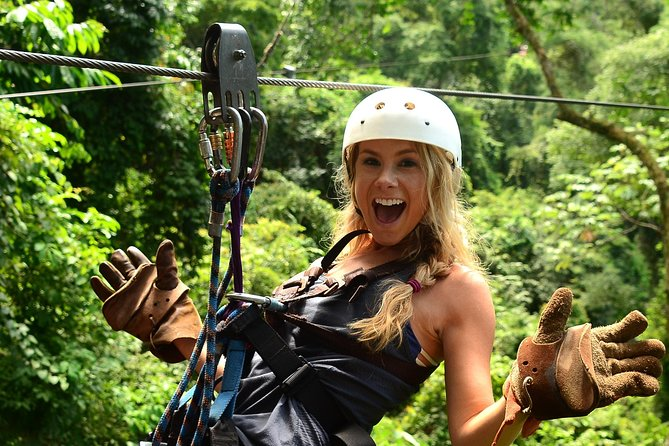 ATV and Zipline tour in combo from San José - Private Service
