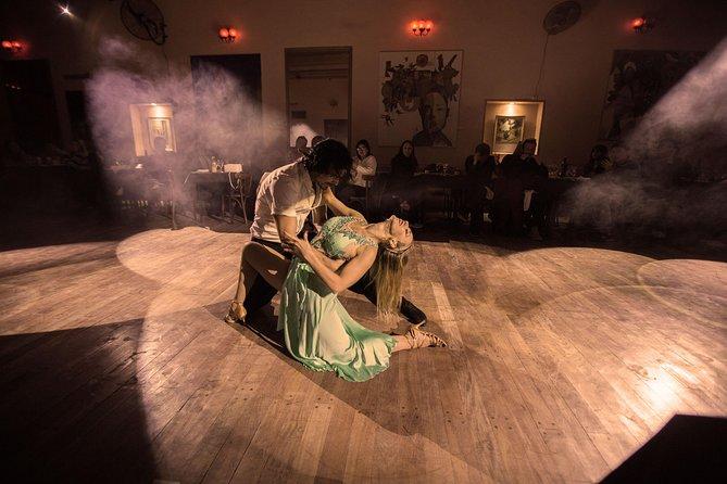 Nacional Tango Only Show