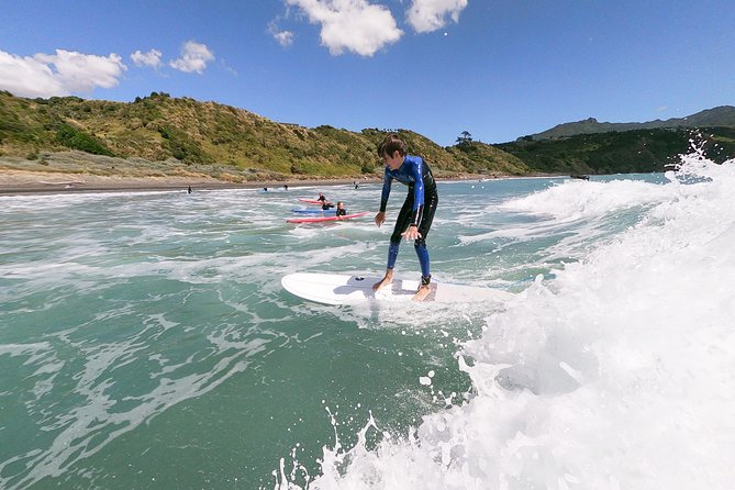 Raglan Surfing School - Surf Lessons photo 2