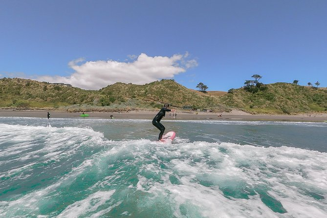 Raglan Surfing School - Surf Lessons photo 4