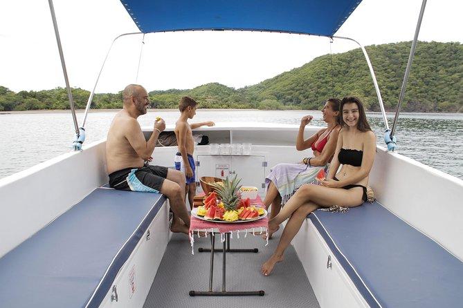 Private boat family snorkel combo PM