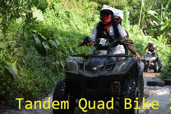 Bali Quad Bike Own Transport - Single ATV photo 4