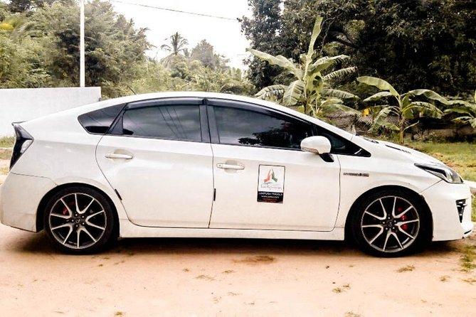 Nilaveli City to Trincomalee City Private Transfer
