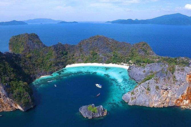 Mergui Archipelago Tour: Breath Taking Horseshoe Island Cocks Comb Islands