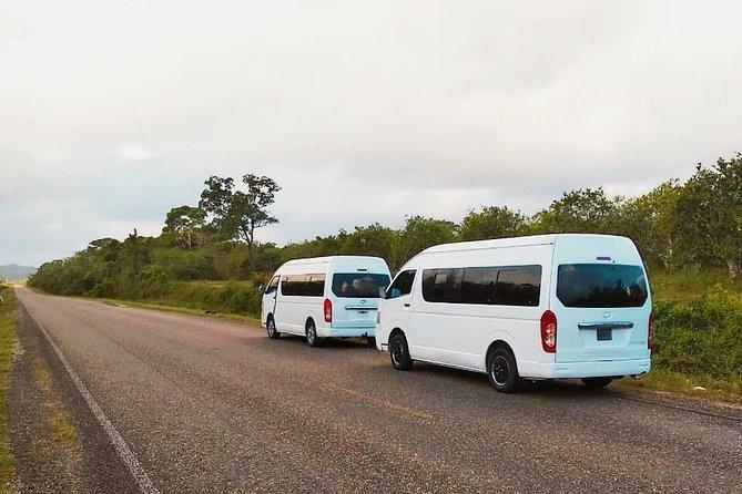San Ignacio (Cayo) - Placencia PRIVATE SHUTTLE