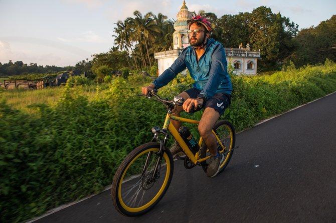 BLive Electric Bike Tours - Escape to Divar Island