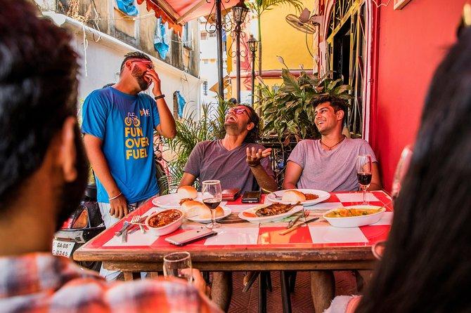 BLive Electric Bike Tours - Food Trails of Panaji