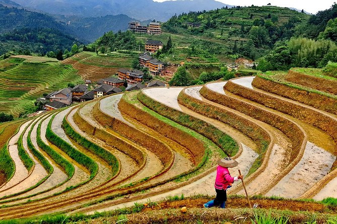 2-Days Guilin Tour Including the 4 Star Boat and Yangshuo and Longji Terraces