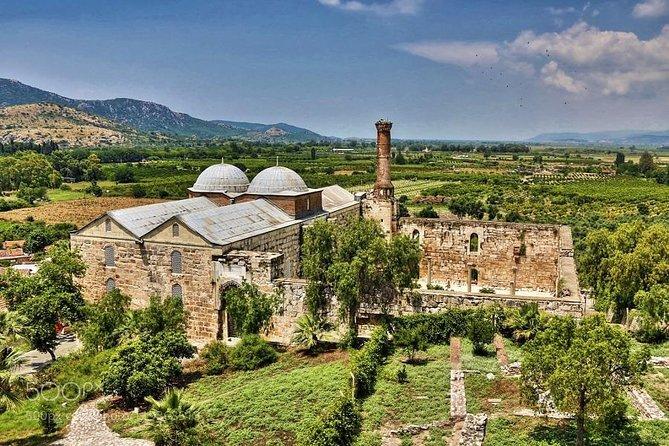 4 Days Istanbul Ephesus- Pamukkale Tour By Bus - YK139