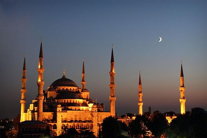 2 Days Bodrum-Istanbul Tour by Plane - BOD1