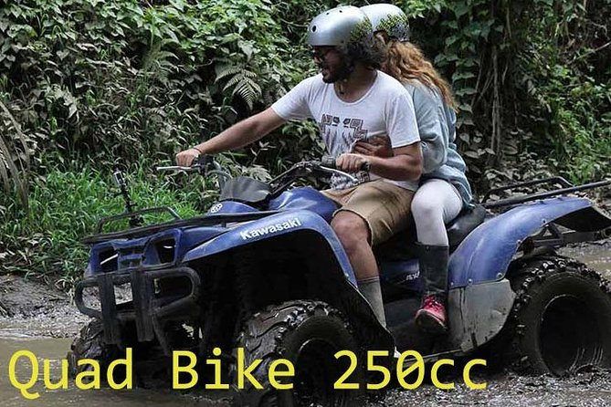 Bali Quad Bike Private Transport - Tandem ATV