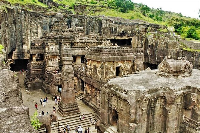 Ajanta And Ellora Caves From Mumbai By Private Car 3D/2N With 3* Accommodation