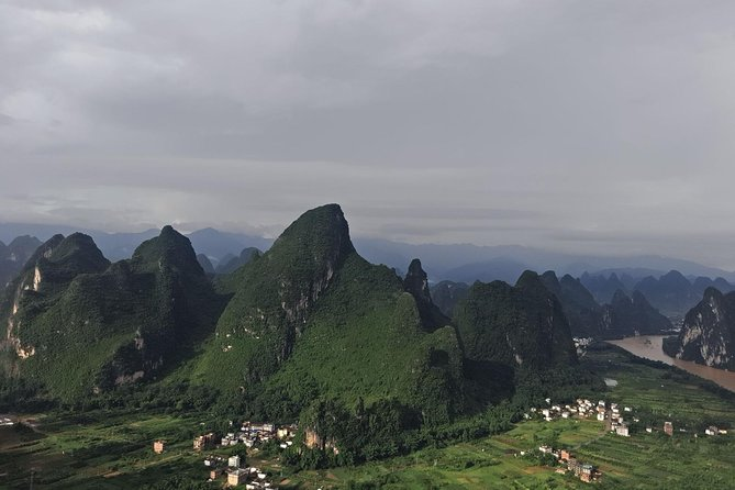 2-Day Self-Guided Guilin Tour with 4 Star Boat, Yangshuo and Longji Terraces