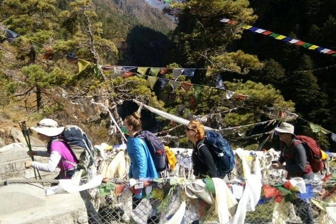 Gokyo Valley 14-Day Private Trek with Accommodation