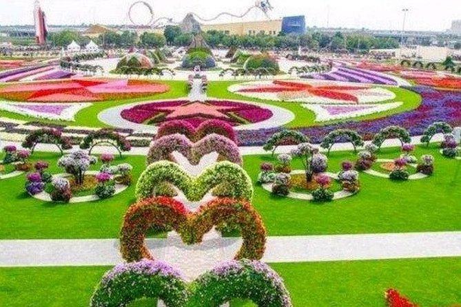 Tour Highland Puncak Tea Garden & Flower Garden