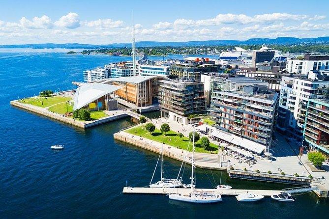 Oslo Private Shore Excursion: Nydalen, Bygdoy Peninsula & Kon-Tiki museum