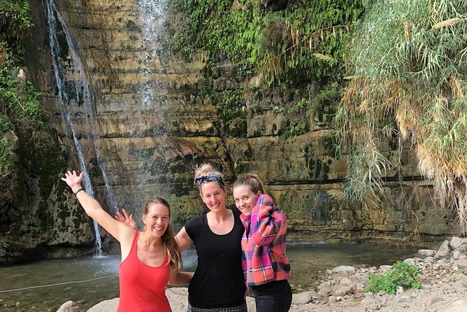 Masada, Ein Gedi and the Dead Sea tour from Tel Aviv