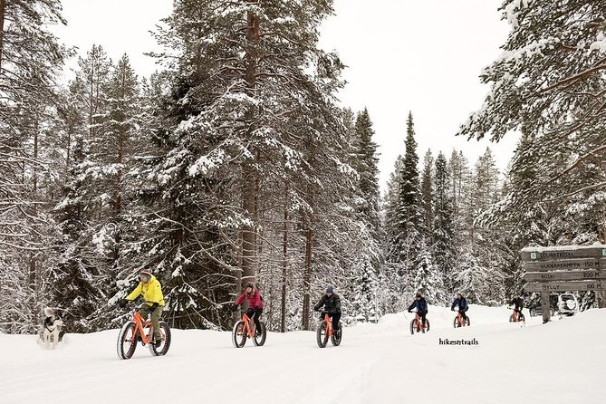 Syöte - Fat-biking Winter Adventure