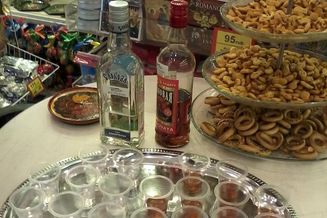 Vodka testing