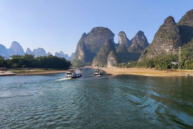 4 Day: Yangshuo and Guilin Private Tour from Yangshuo (with Hotel Pickup)