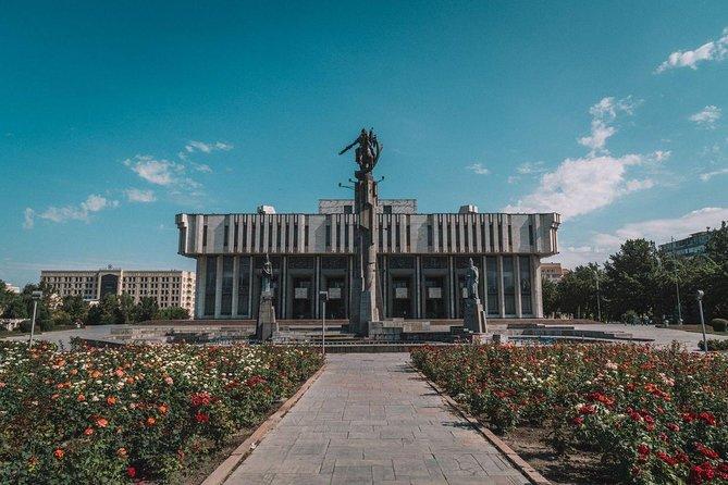 Fascinating Bishkek (Day Trip)