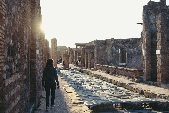 Pompei Guided tour: skip the line