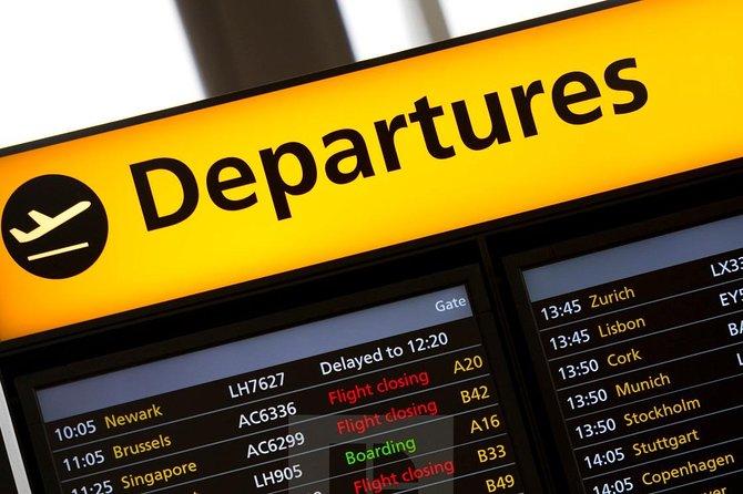 Departure Transfer from Johor Bharu to KLIA/KLIA2