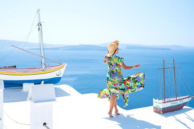 Explore Santorini with a Local Private Driver