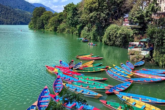 Begnas Lake visit with Boating from Pokhara