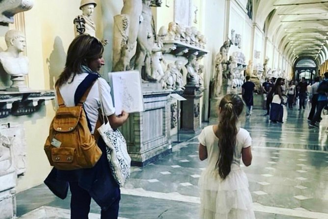 Skip the Line Vatican & Sistine Chapel For Kids including St.Peter's