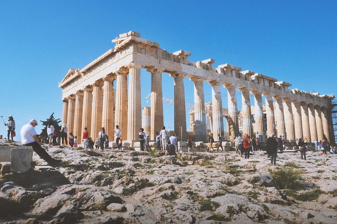 Small-Group Architectural Walking Tour of Athens with a Local
