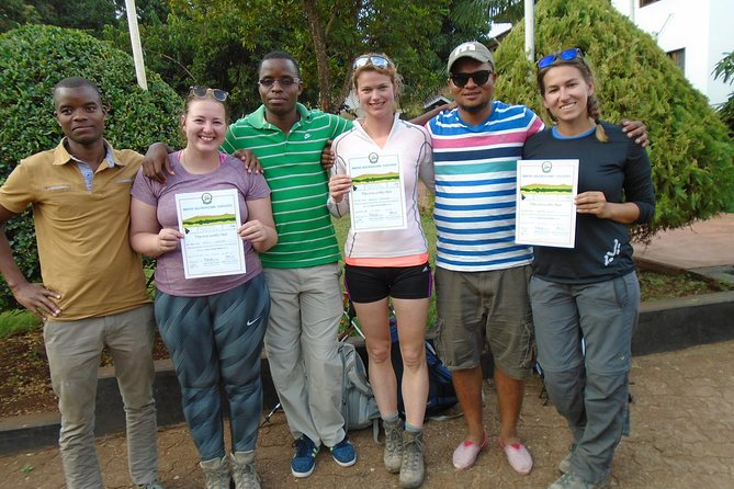 6 Days Kilimanjaro climb-Machame Route