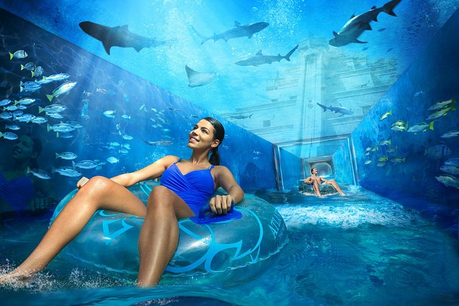 Atlantis Aquaventure and Lost Chambers As per option selected