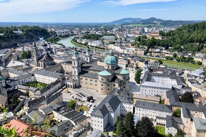 Photogenic Salzburg with a Local